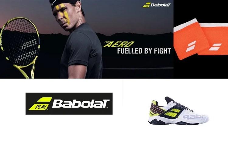 Babolat Branding