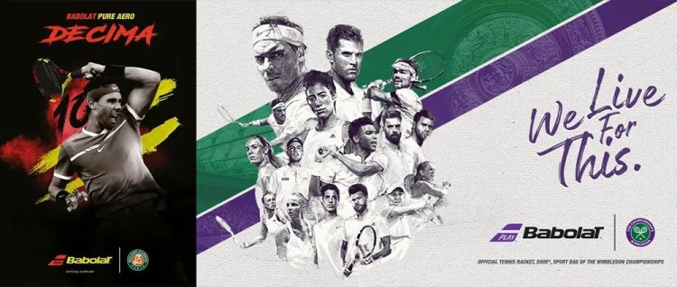 Babolat Posters