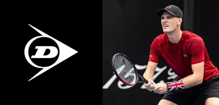 Dunlop Tennis Brand