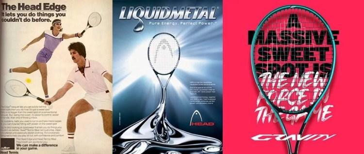 Head Tennis Posters