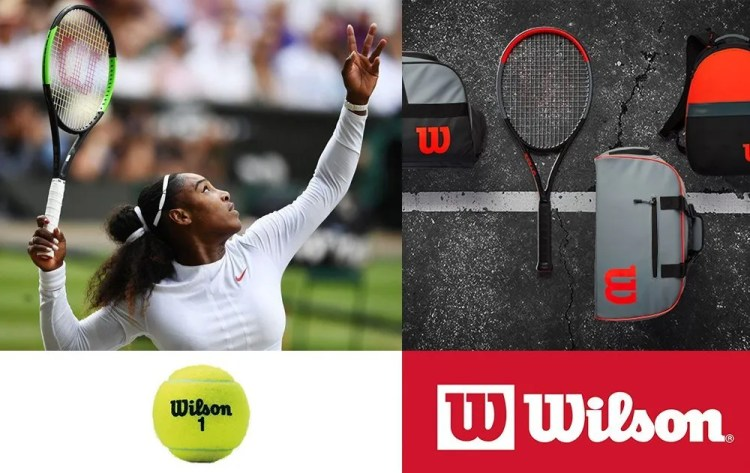 Wilson Tennis Branding