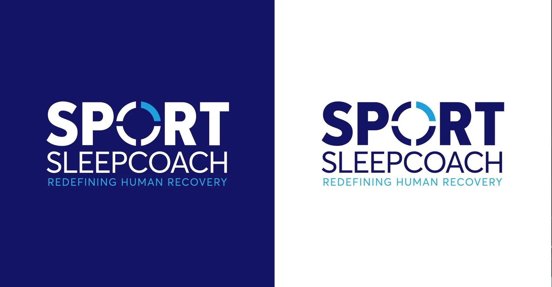 Sport Sleep Coach Logo and Brand re-fresh