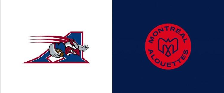 Montreal Alouettes Rebrand