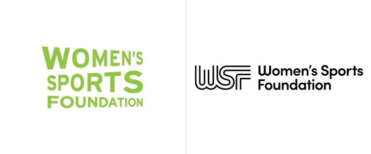 Womens Sport Foundation Rebrand