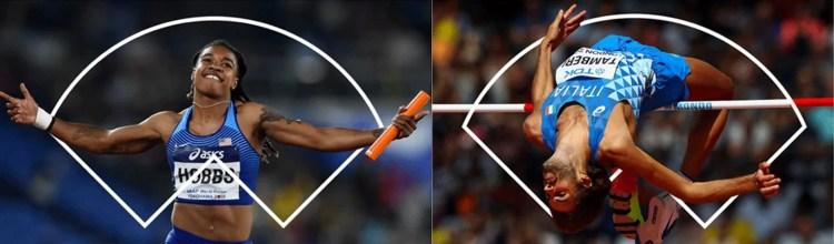 World Athletics Branding