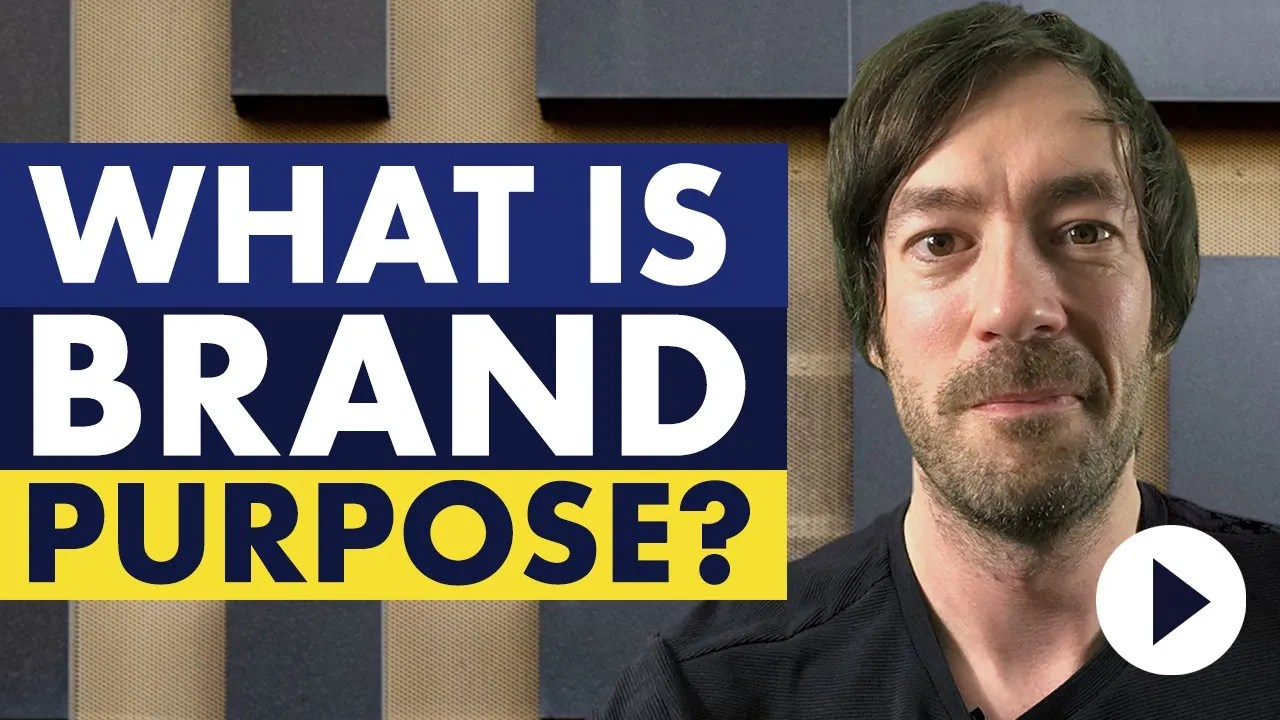 What is brand purpose and why is it your brand's superpower?