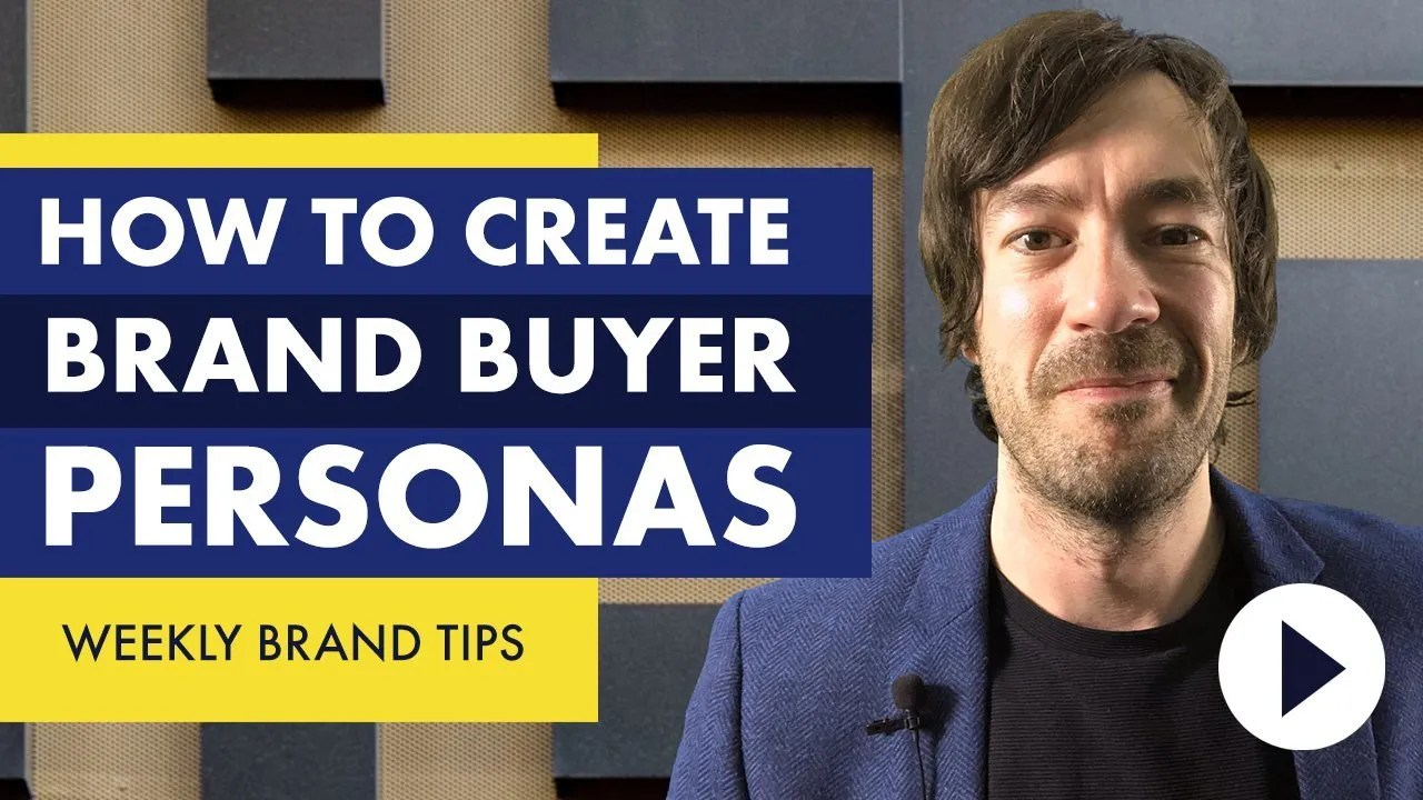 How to create brand buyer personas