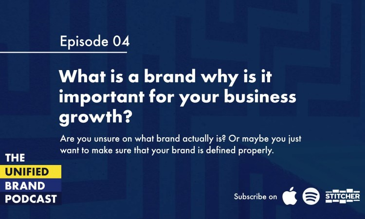 What is a brand why is it important for your business growth?