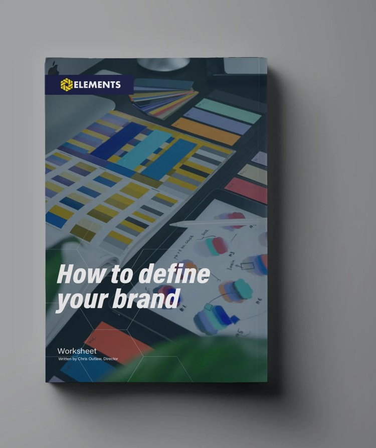 How to define a brand