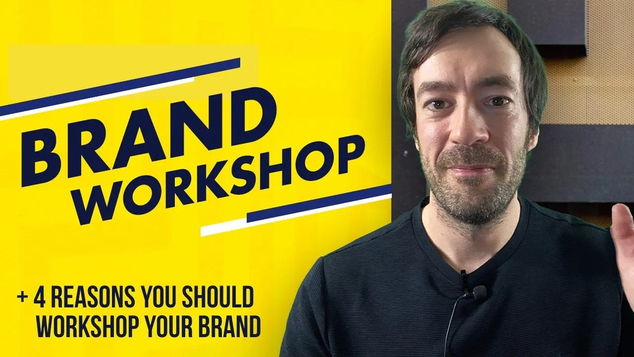 Brand Strategy Workshop - 4 Reasons you should workshop your brand