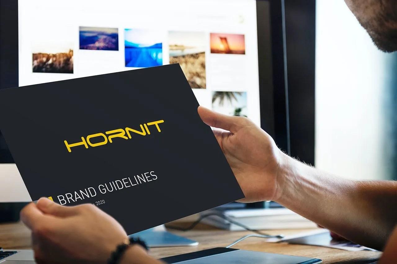 Hornit Brand Guidelines