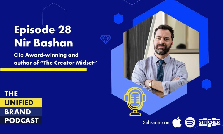 Harnessing the Power of Creativity to Increase Profitability with Nir Bashan