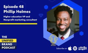 Building Trusted Authentic Brands With Phillip Holmes Nonprofit Marketing Consultant