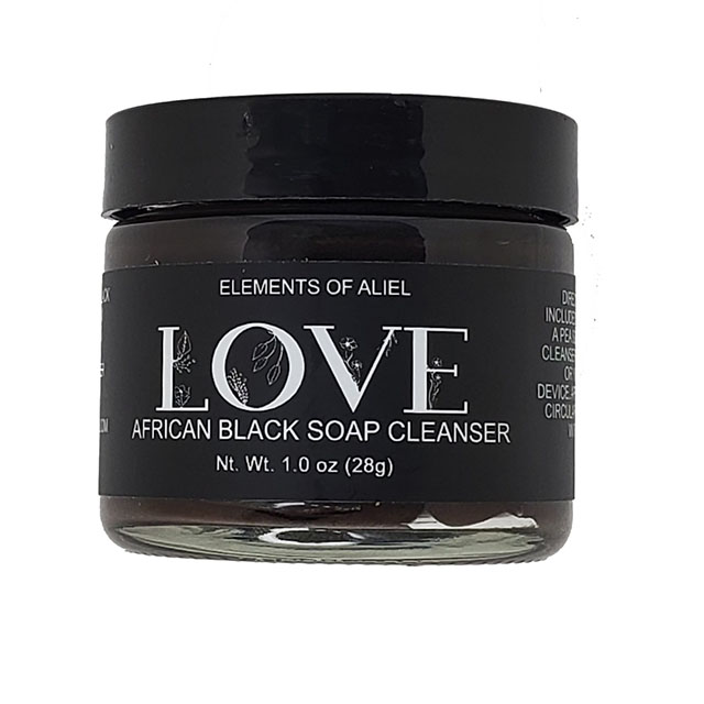 Elements of Aliel African Black Soap Cleanser