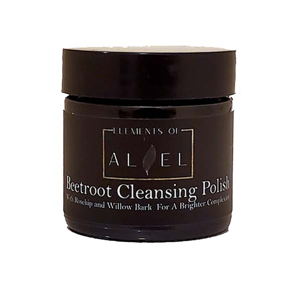 beetroot cleansing polish