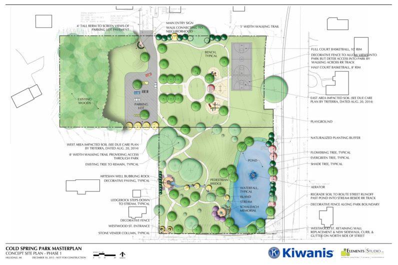 Park-Site-Plan-Phase-1
