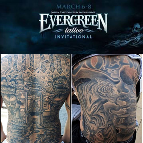 tattoo convention - evergreen 2016