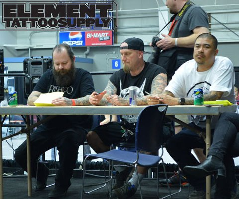 Evergreen Tattoo Invitational 2016 in Oregon