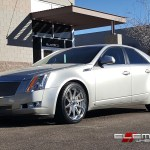 Cadillac Cts Wheels Custom Rim And Tire Packages