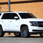 Chevrolet Tahoe Wheels Custom Rim And Tire Packages