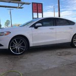 Ford Fusion Wheels Custom Rim And Tire Packages