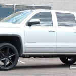 Gmc Sierra 1500 Wheels Custom Rim And Tire Packages