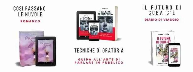 Elena Ferro pubblicazioni