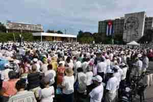 Cuba missa est