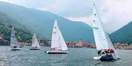 La Bricolla, terza prova del Campionato Italo Svizzero ORC