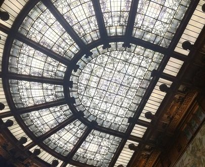 Rompere il soffitto di cristallo
