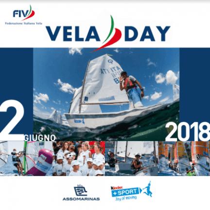 Siete pronti? Il 2 giugno c'è il Vela Day