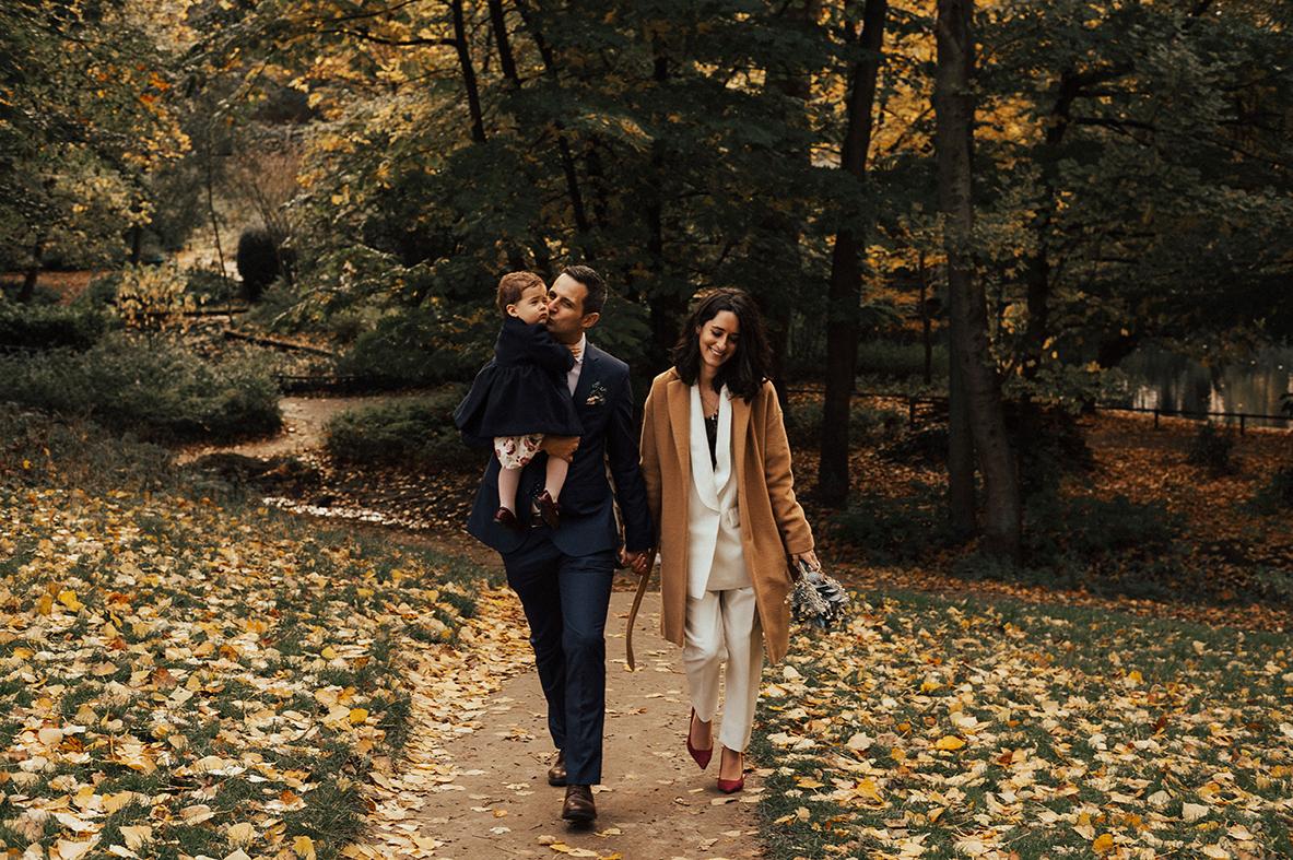 Belgium Wedding Photographer - Autumn Wedding