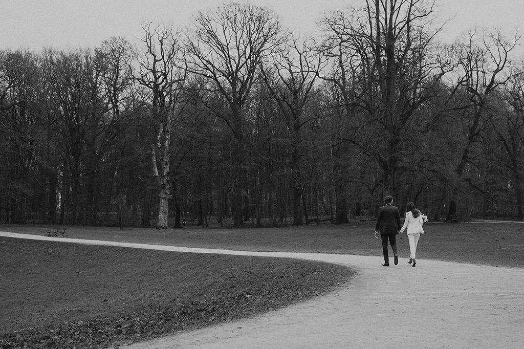 Winter Wedding Brussels