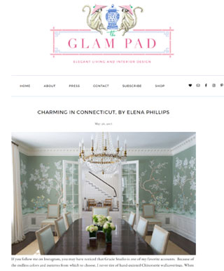 the glam pad