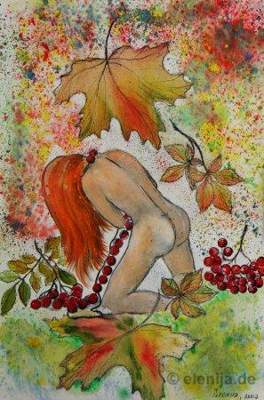 Herbst-Perlen