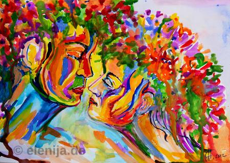 Liebende, von Elenija