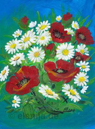 Blumenstrauß für den Sieger, von Elenija