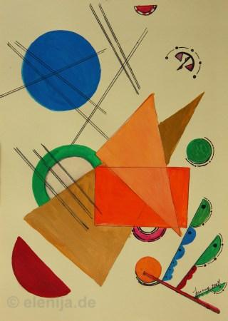 Motive Kandinskys