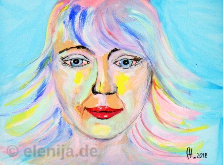 Träumerin, von Elenija