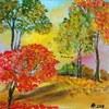 Farben des Herbsts