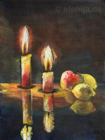 Das Leuchten, von Elenija, www.elenija.de