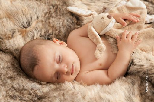 Fotografía de bebés |Cuando duermo