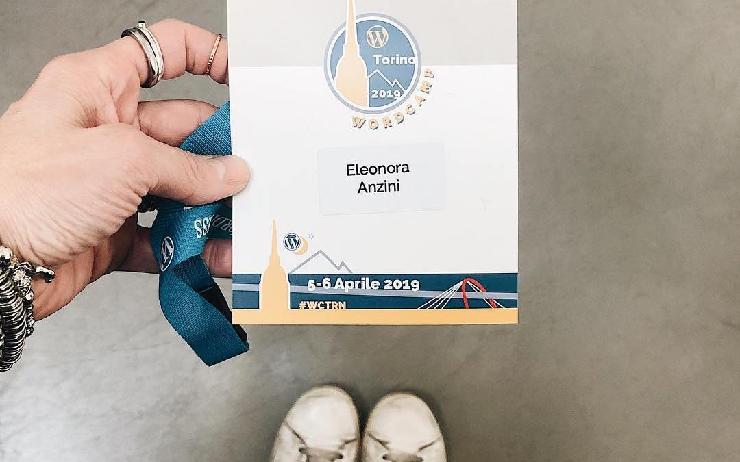 WordCamp Torino 2019