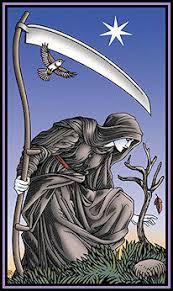 morte tarocco