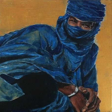 Tuareg on gold_2013
