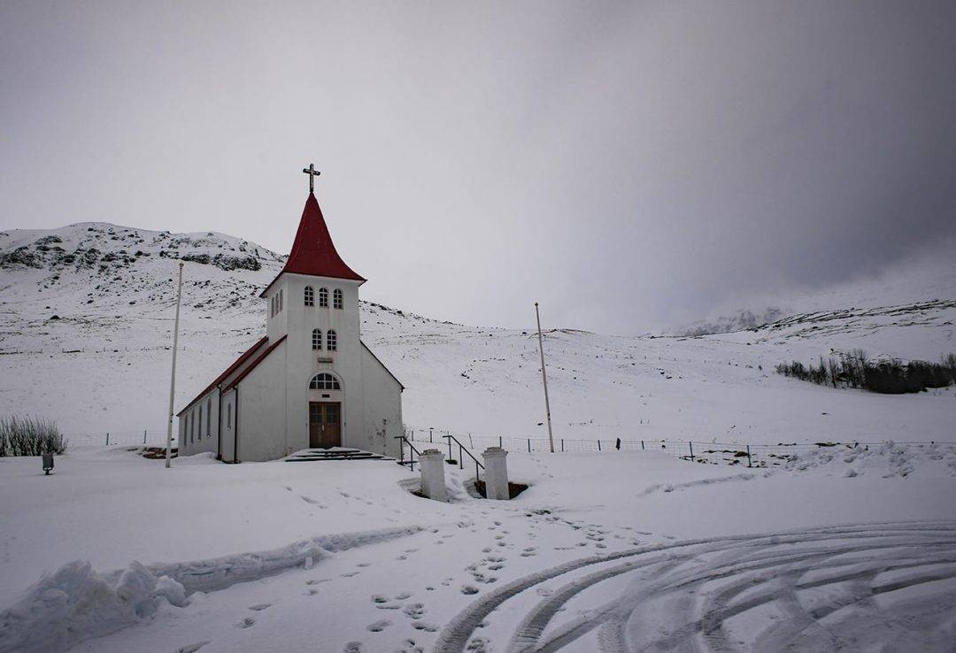 chiese in Islanda