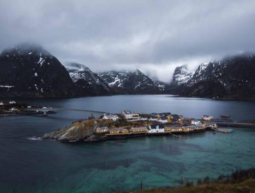 Come spostarsi alle Isole Lofoten