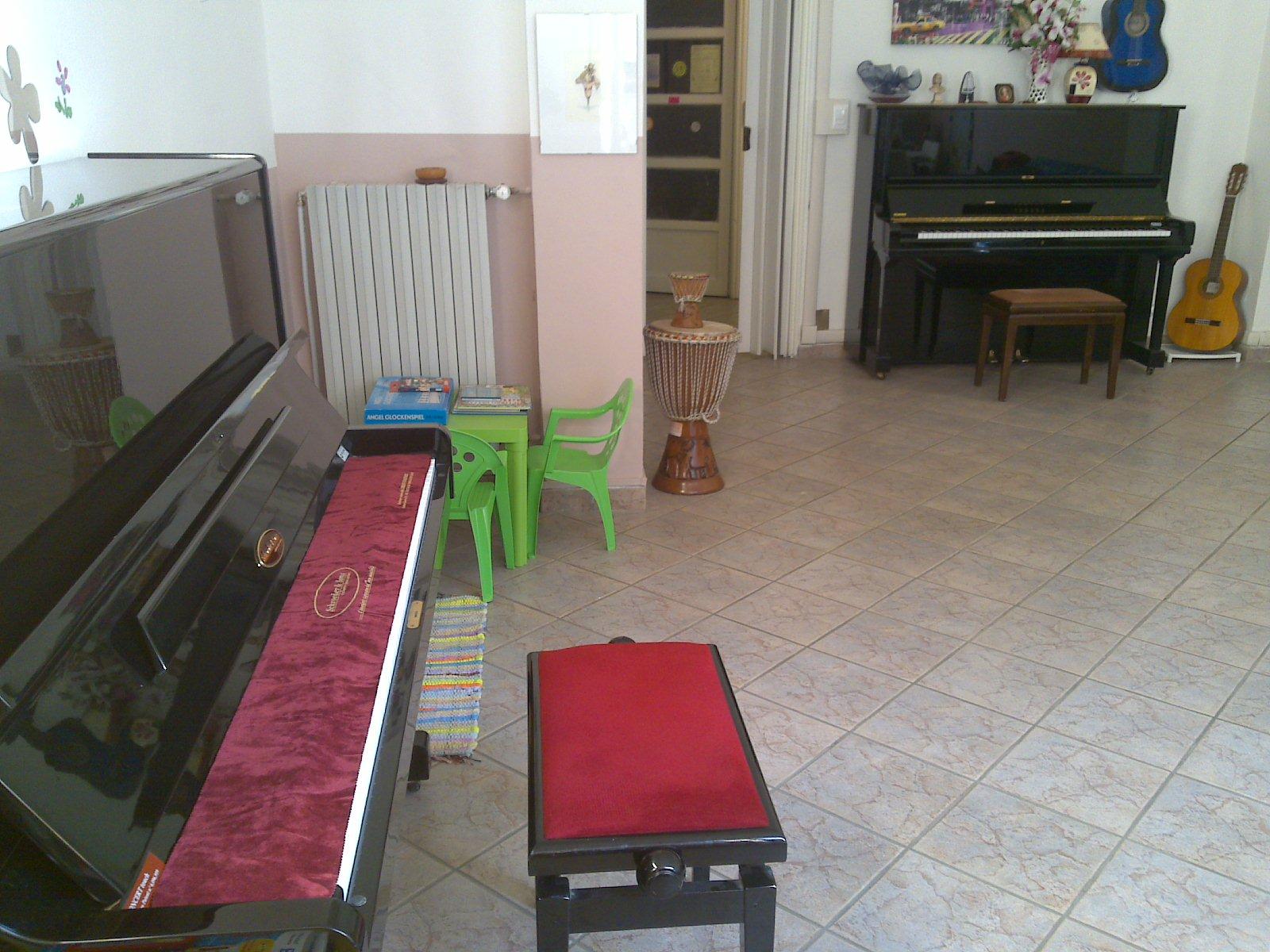 SALONE DEI PIANOFORTI