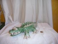 Cris, le crocodile
