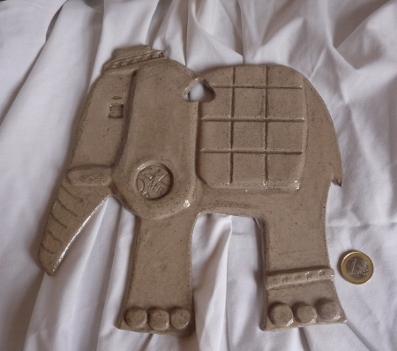 Jean l'éléphant 2009 - sobriété